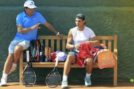 Onkel von Rafael Nadal gibt Trainer-Posten auf