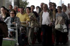 Passagieraufkommen am Flughafen Palma steigt weiter