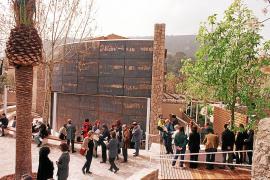 Eine Mischung aus Park, Bühne, Restaurant und Museum: das Kulturzentrum Costa Nord.
