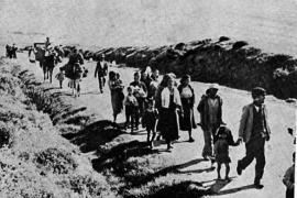 """Málaga, die """"Baleares"""" und der Tod"""