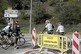 Straße über den Coll de Sóller ist wieder geöffnet