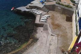 Ärger um betonierte Bucht in Illetes