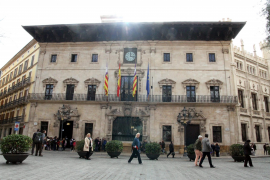 Erneute Hausdurchsuchung im Rathaus von Palma