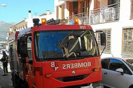Räumung wegen Hausbrand in Capdepera