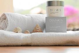 Demarés steht seitdem für Kosmetik mit mediterranen Wirkstoffen
