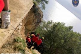 Frau stürzt in Costa de la Calma vom Aussichtspunkt