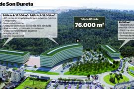 Klinikareal Son Dureta wird komplett neu gestaltet