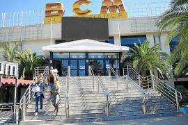 Tanztempel BCM fünf Stunden durchsucht