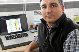 """""""Wir müssen unsere Nutzungsgewohnheiten anpassen"""", meint Socib-Wissenschaftler Lluís Gómez-Pujol."""