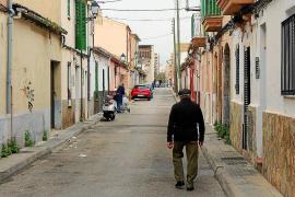 Etwas heruntergekommen, vielerorts schmutzig: In Palmas Viertel La Soledat leben die sozial Schwächsten der Stadt.