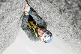 Die Liebe zum Klettern