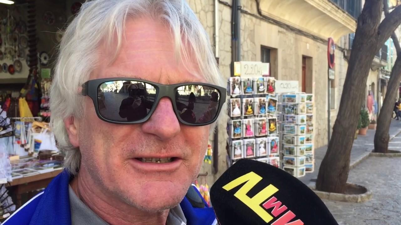 MM-Umfrage per Video: Warum Mallorca im März?