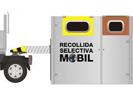 Die mobilen neuen Container für Palma