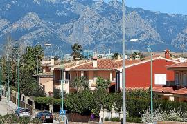 Die Siedlungen wie Sa Nova Cabana sind durch meist freistehende Einfamilienhäuser geprägt.