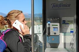 Warum es immer noch Telefonzellen auf Mallorca gibt