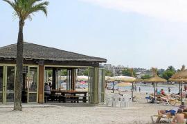 Alcúdia kämpft um modernere Strandlokale