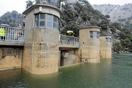 Wasserreserven auf Mallorca sind gut gefüllt