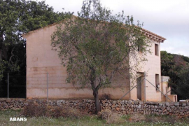 Illegales Haus in Santanyí abgerissen