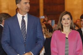 Königspaar eröffnet Kongresspalast von Palma