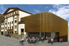 Geldsegen für städtisches Theater von Inca