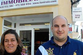 """""""Es ist nicht nur schwierig, es ist fast unmöglich, momentan Mietwohnungen um Cala Rajada zu finden"""", berichten Toñi Ruiz und ih"""