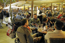 Restaurantterrassen sollen im Winter eher schließen