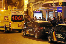 Massenprügelei in Palmas Viertel El Terreno