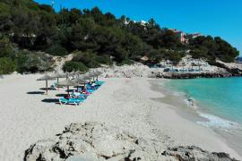 Calvià rüstet Playas für die Hochsaison
