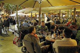 Palmas Gastronomen in heller Aufregung
