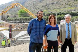 Vergrößerte Kläranlage in Alcúdia startet bald