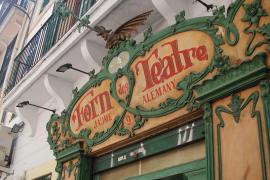 """Die Bäckerei """"Forn des Teatre"""" in Palma ist Vergangenheit."""