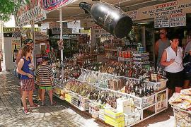 Calvià will Alkohol aus den Schaufenstern verbannen