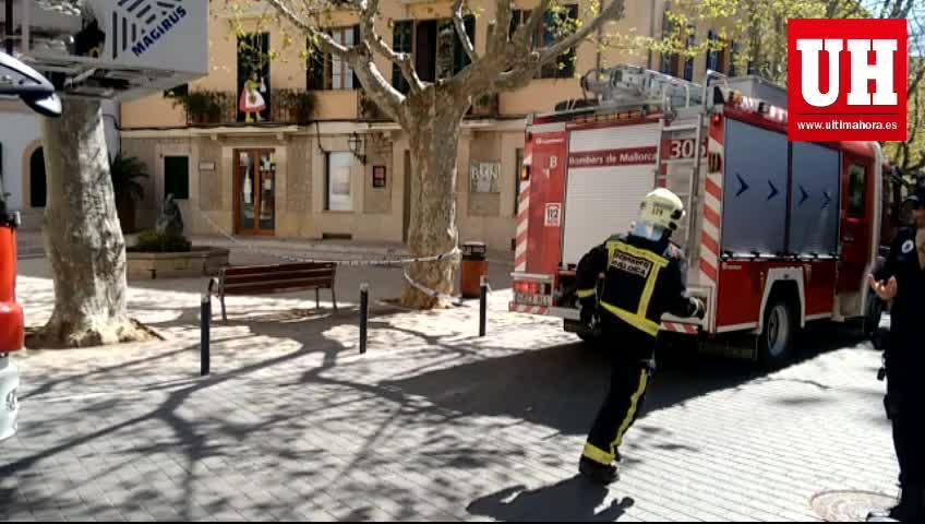 Verletzte bei Gasexplosion in Esporles
