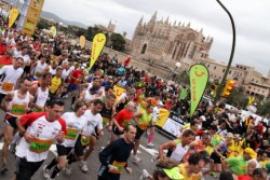 Teilnehmerrekord beim Tui-Marathon