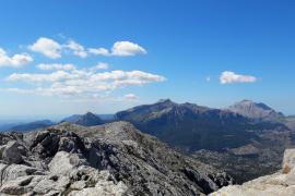 Blauer Himmel und Sonne satt am Wochenende auf Mallorca