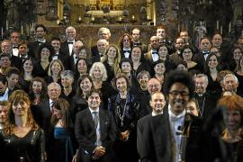 Königin Sofía besucht Konzert in der Kathedrale