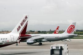 Niki fliegt im Winter 145-mal pro Woche nach Mallorca