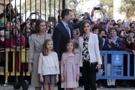 Königsfamilie wird auf Mallorca erwartet