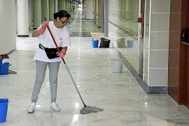 Mehr Reinigungskräfte für Son Espases