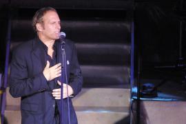 Michael Bolton gibt Konzert auf Mallorca