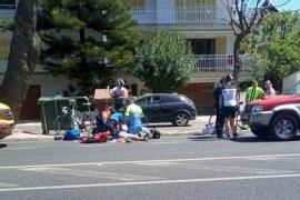 Betrunkener fährt Radfahrer bei Port d'Alcúdia tot