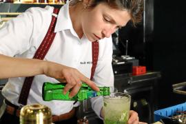 Paula Alba Astorga von der Bar Nicolás.