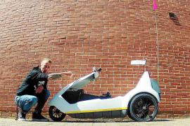 Niedersachse fährt mit E-Bike nach Mallorca
