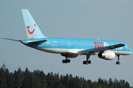 Stewardess auf Mallorca-Flug für Co-Pilot eingesprungen