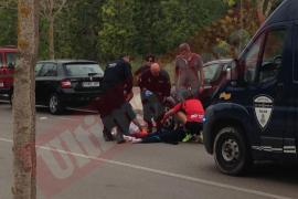 Schülerin von Taxi angefahren und schwer verletzt