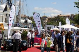 Mallorca präsentiert Bootsschau der Superlative