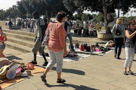 Kunden von ambulanten Händlern sollen Strafe zahlen