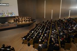 """Der Kongresspalast in Palma war anlässlich des Wirtschaftsforums """"El Económico"""" gut gefüllt."""