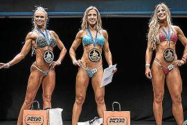 Die fittesten Siegerinnen im Bikini