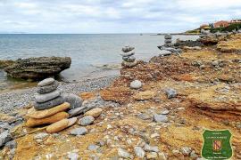 Umwelt-Experten: Keine Steinmännchen bauen